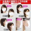 画像10: 小さめマスク 不織布3層 PM2.5対応 PFE99%以上【個別包装】白 5枚入 (10)